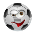 72x72px size png icon of SoccerBall Wink