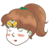 72x72px size png icon of sailor jupiter