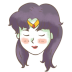 72x72px size png icon of sailor mars