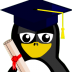 72x72px size png icon of Graduation Tux