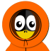 72x72px size png icon of Kenny Tux
