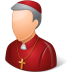 72x72px size png icon of Religions Bishop