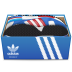 72x72px size png icon of Adidas Shoes In Box
