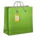 72x72px size png icon of shopping bag