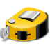 72x72px size png icon of tape measure
