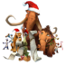 72x72px size png icon of Ice Age Christmas