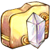 72x72px size png icon of Folder crystal