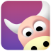 72x72px size png icon of ox cow 1