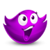 72x72px size png icon of Purple