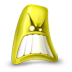 72x72px size png icon of Yellow