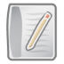 72x72px size png icon of document