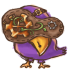 72x72px size png icon of Steampunk Bird
