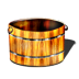 72x72px size png icon of Bucket