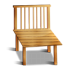 72x72px size png icon of Wood Chair