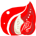 72x72px size png icon of Folder Red HDD