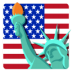 72x72px size png icon of Independence Day 7 Statue of Liberty