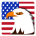 72x72px size png icon of Independence Day Eagle