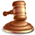 72x72px size png icon of Gavel Law