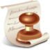 72x72px size png icon of Notary