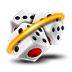 72x72px size png icon of Internet Explorer Dice