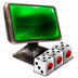 72x72px size png icon of My Network Dice