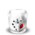72x72px size png icon of Trash Full Dice