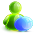 72x72px size png icon of talking