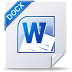 72x72px size png icon of docx win