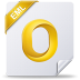 72x72px size png icon of eml