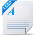 72x72px size png icon of readme