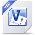 72x72px size png icon of vsd