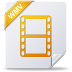 72x72px size png icon of wmv
