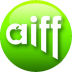72x72px size png icon of AIFF green