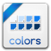 72x72px size png icon of colors