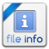 72x72px size png icon of file info