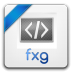 72x72px size png icon of fxg