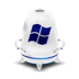 72x72px size png icon of File System Windows