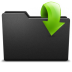 72x72px size png icon of out