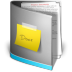 72x72px size png icon of Documents Folder