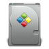 72x72px size png icon of HD Windows