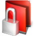 72x72px size png icon of Private Folder