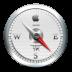 72x72px size png icon of Safari White