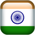 72x72px size png icon of India