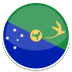 72x72px size png icon of Christmas Island