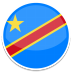 72x72px size png icon of Congo kinshasa