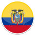 72x72px size png icon of Ecuador