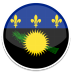 72x72px size png icon of Guadeloupe