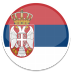 72x72px size png icon of Serbia