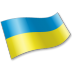 72x72px size png icon of Ukraine Flag 2