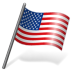72x72px size png icon of United States Flag 3